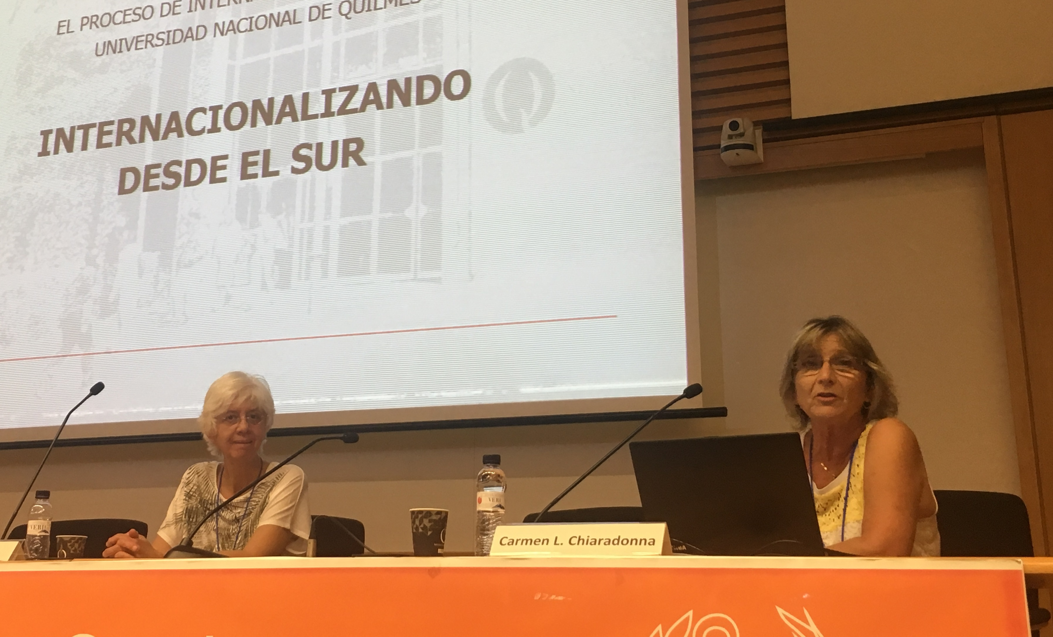 """III Seminario Internacional. """"La Internacionalización de la Universidad: Asunto de Desarrollo Estratégico y Diferenciación Institucional"""""""